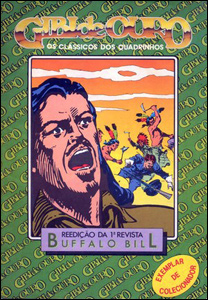 Gibi de Ouro - Buffalo Bill