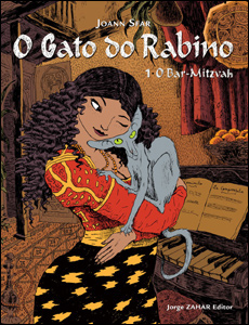 O Gato do Rabino - O Bar-Mitzvah