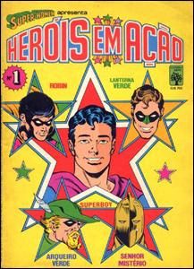 Heróis em Ação #1