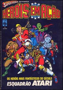 Heróis em Ação #2