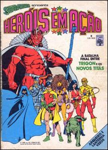 Heróis em Ação #8