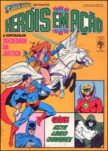 Heróis em Ação #9