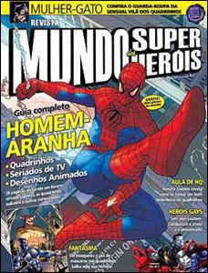 Mundo dos Super-Heróis