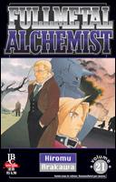 FullMetal Alchemist # 21
