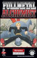 FullMetal Alchemist # 22