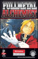FullMetal Alchemist # 1