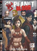 Planet Blood # 11
