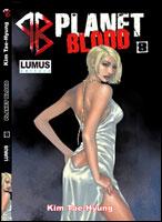 Planet Blood # 8