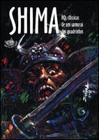 Shima - HQs clássicas de um samurai dos quadrinhos