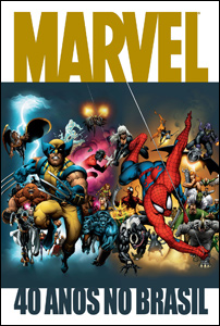 Almanaque Marvel: 40 Anos no Brasil