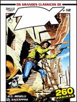 Os Grandes Clássicos de Tex # 12