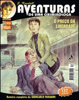 J. Kendall - Aventuras de uma Criminóloga # 34