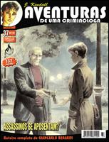 J. Kendall - Aventuras de uma Criminóloga # 37