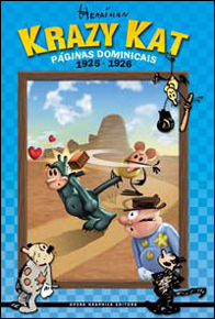 Krazy Kat - Páginas Dominicais 1925-1926