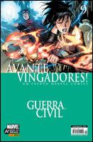 Avante Vingadores! # 9