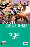 Avante, Vingadores! # 12