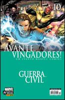 Avante, Vingadores! # 10