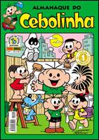Almanaque do Cebolinha # 1