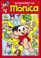 Almanaque da Mônica # 1