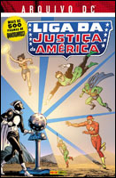 Arquivo DC - Liga da Justiça # 1