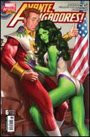 Avante Vingadores! #6