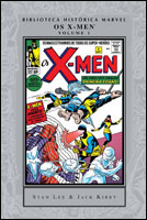 Biblioteca Histórica Marvel - X-Men # 1