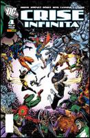 Crise Infinita # 4