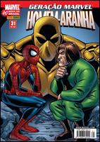Geração Marvel - Homem-Aranha # 31