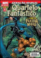 Geração Marvel - Quarteto Fantástico # 11