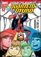 Geração Marvel - Quarteto Futuro # 10