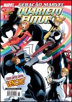 Geração Marvel - Quarteto Futuro # 11