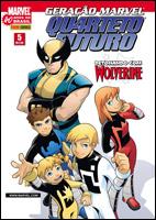 Geração Marvel - Quarteto Futuro # 5
