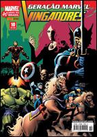 Geração Marvel - Vingadores # 10