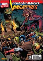 Geração Marvel - Vingadores # 11
