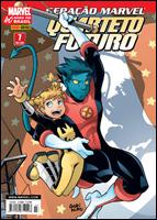 Geração Marvel - Quarteto Futuro # 7