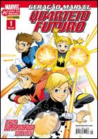 Geração Marvel - Quarteto Futuro # 1