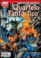 Geração Marvel - Quarteto Fantástico # 7