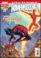 Geração Marvel - Homem-Aranha # 24