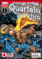 Geração Marvel - Quarteto Fantástico # 1