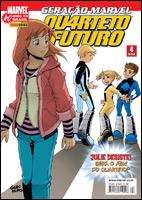 Geração Marvel - Quarteto Futuro # 4
