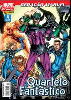 Geração Marvel - Quarteto Fantástico # 4