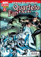 Geração Marvel - Quarteto Fantástico # 8