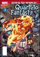 Geração Marvel - Quarteto Fantástico # 5