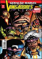 Geração Marvel - Vingadores # 9