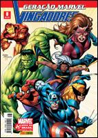 Geração Marvel - Vingadores # 8