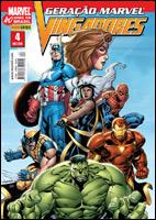 Geração Marvel - Vingadores # 4