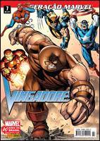 Geração Marvel - Vingadores # 7