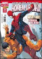 Geração Marvel - Homem-Aranha # 21