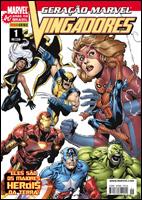Geração Marvel - Vingadores # 1