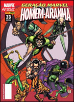 Geração Marvel - Homem-Aranha # 23